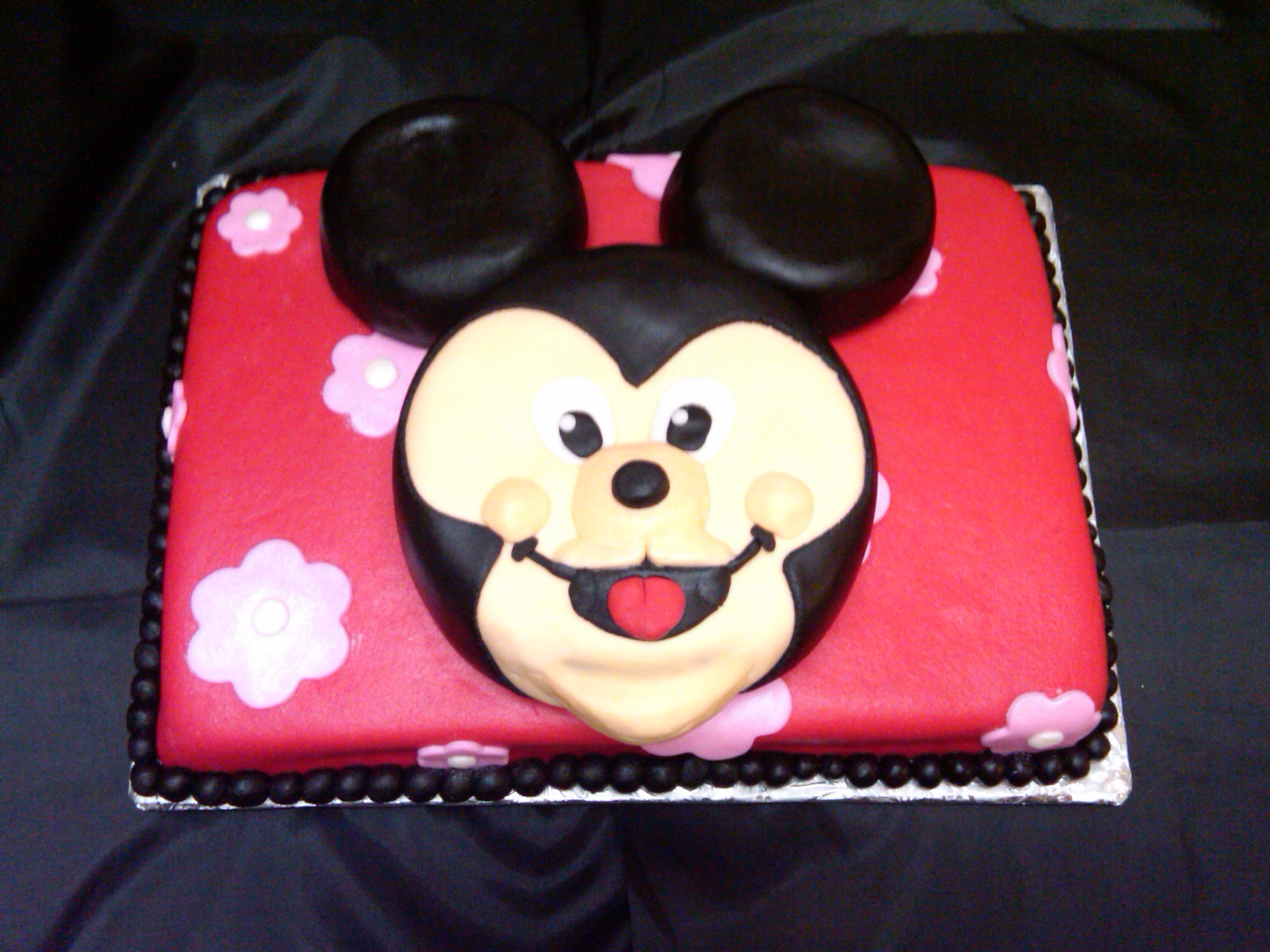 Pin Minnie Mouse Ppt Cake Ideas And Designs Cake on Pinterest