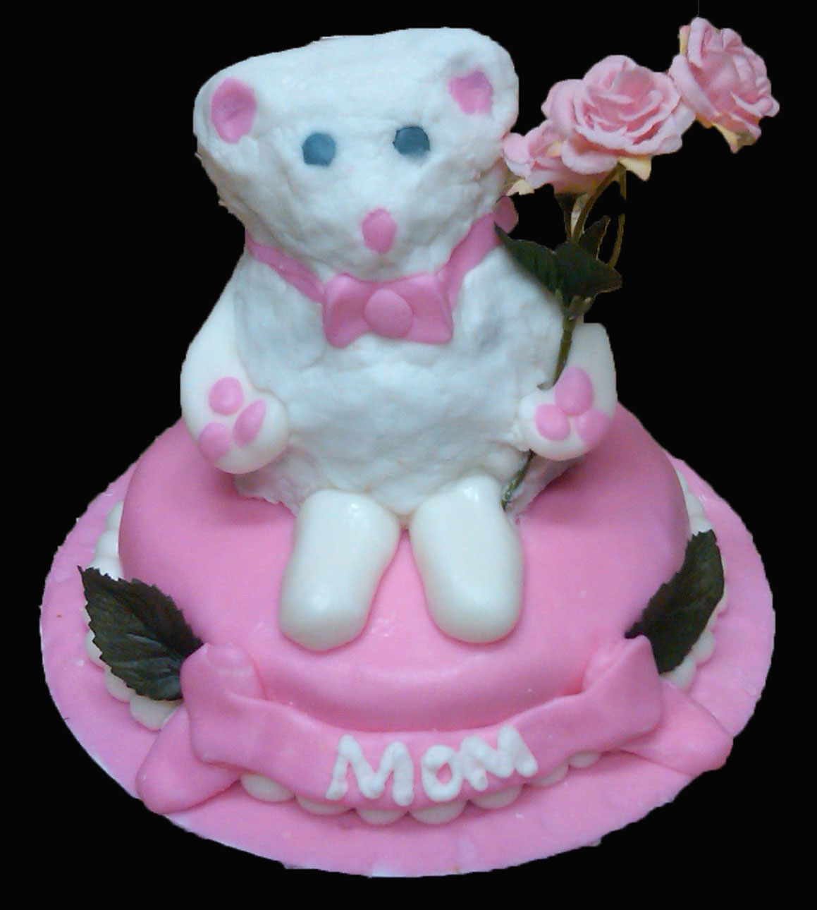 Cake Design Teddy Bear : Pin Teddy Bear Cupcakes a?a??a? Childrens Birthday Cakes ...